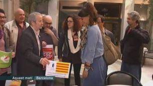 Telenotícies migdia - 15/04/2014