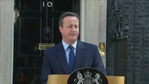 """Cameron: """"Crec que hem de tenir un nou ministre abans de la conferència del Partit Conservador de l'octubre"""""""