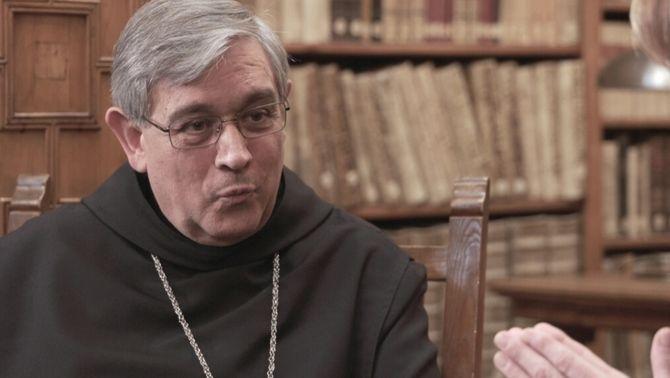 L'abat de Montserrat creu que el Vaticà reconeixeria una Catalunya independent
