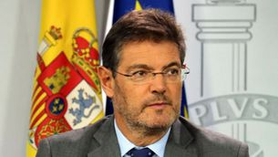 Rafael Catalá, ministre de Justícia (EFE)