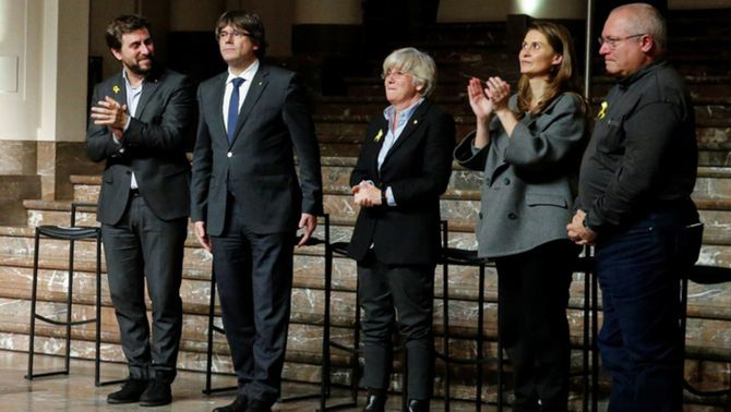Llarena rebutja l'extradició de Puigdemont només per malversació