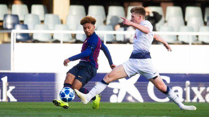 Konrad entra a la llista del Barça per al partit contra l'Elx