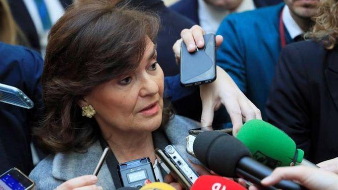 """Calvo obre la porta que hi hagi un """"coordinador"""" a les converses amb la Generalitat"""