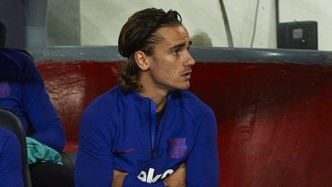 L'agent de Griezmann es reuneix amb representants del Barça per aclarir el seu futur
