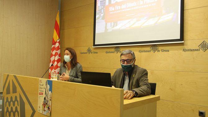 La 55a edició de la Fira del Dibuix i la Pintura de Girona se celebrarà en format digital