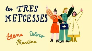 Imatge de: Les tres metgesses: Elena, Dolors i Martina