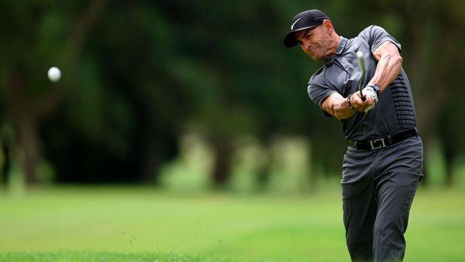 Paco Jémez salva la vida a un golfista