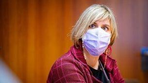 """Alba Vergés: """"Vacunarem les persones que tenen cita però no en podem obrir de noves"""""""