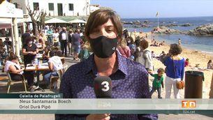 Setmana Santa amb el 100% d'ocupació a la Costa Brava