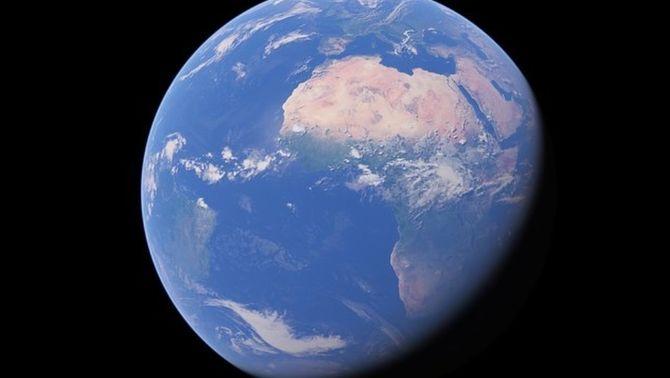 El time-lapse de Google Earth sobre l'impacte del canvi climàtic des del 1984