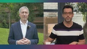 """Planta baixa - Josep Gonzàlez-Cambray: """"Obrirem les portes per a les festes de final de curs i graduacions"""""""