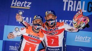 Toni Bou i Laia Sanz, segons en la segona jornada del TrialGP d'Itàlia