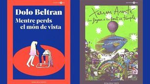 Dolo Beltran i Xarim Aresté, entre la música i la poesia