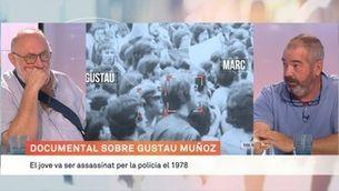 L'assassinat de Gustau Muñoz, quaranta-tres anys després