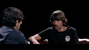 Santi Millán conversa amb Oriol Parreño