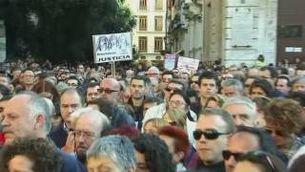 Unes 5.000 persones reclamen justícia