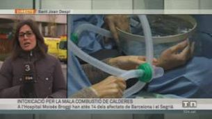 Telenotícies Barcelona 02/02/2015