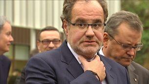 Demetrio Carceller Arce, un dels propietaris de la cervesera Damm o la petrolera Disa Corporación
