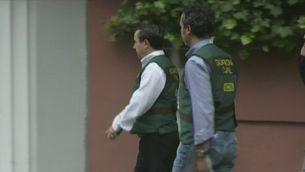 Detingut Mario Conde per blanqueig de capitals