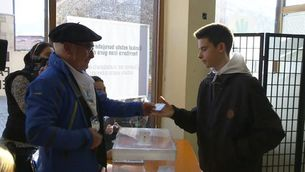 Primera jornada de consultes independentistes al País Basc