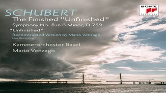 """""""The Finished """"Unfinished"""" - Symphony No. 8 in B Minor, D. 759 (Sony classical)"""