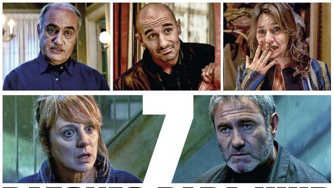 """""""7 raons per fugir"""""""
