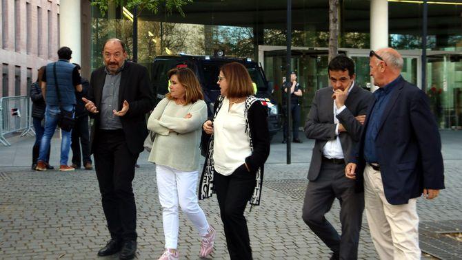 La Fiscalia vol processar per organització criminal càrrecs de la CCMA i del govern