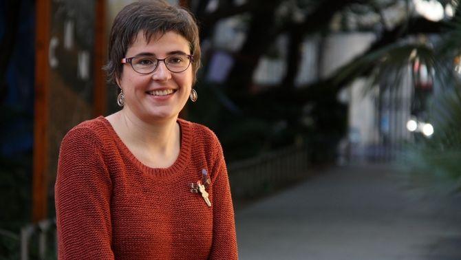 """Anna Ballbona guanya el Premi Llibres Anagrama de Novel·la per """"No soc aquí"""""""