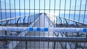 El Pont del Petroli recuperarà el seu aspecte en diverses fases