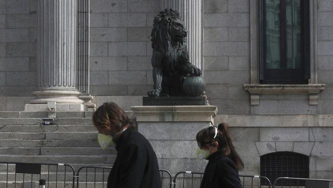 Lleuger repunt de contagis per segon dia consecutiu a Espanya, amb 757 morts en 24 hores