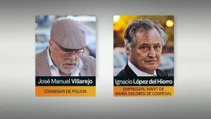Villarejo diu al marit de Cospedal que té informació de milers de comptes de catalans a Andorra