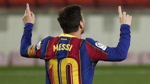Messi diu sí al Barça