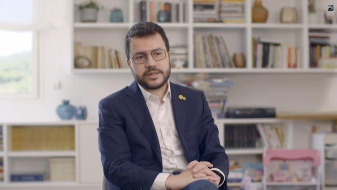 """""""Pere Aragonès, el president més jove"""": un documental íntim i personal"""