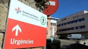 Hospitals comarcals de zones turístiques viuen situacions de col·lapse per la Covid