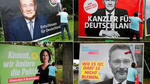 Cristianodemòcrates, socialdemòcrates, verds i liberals s'hauran d'entendre per formar govern