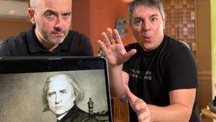 """Liszt i les composicions """"impossibles"""" (4/5)"""
