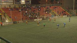 El Sant Andreu guanya la Copa Federació