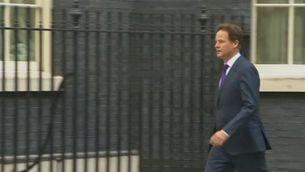 Cameron, preparat per atacar Síria