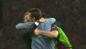 Els gols del Barça, 3- Juventus, 1