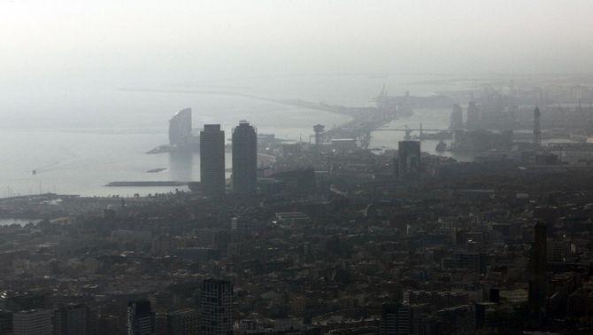 Ultimàtum de la Unió Europea a Barcelona i a Madrid per la contaminació per NO2