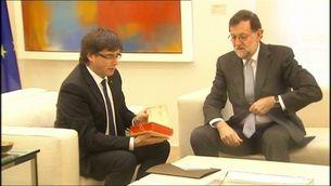 Enric Millo assegura que hi ha trobades no públiques entre el govern espanyol i el català i la Generalitat ho nega