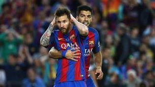 Victòria insuficient del Barça per guanyar la Lliga (4-2)
