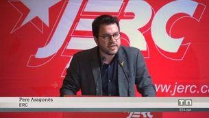 Jovent Republicà, nova marca de les JERC, aprova ampliar la base de l'independentisme