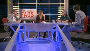 """""""Preguntes freqüents"""": els empresonats de l'Operació Judes, Albert Pla i Ramón Grosfoguel"""