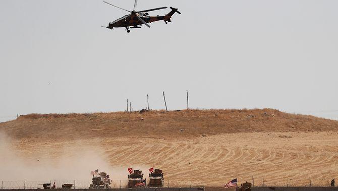 Turquia, preparada per atacar els kurds a Síria després de la retirada dels EUA