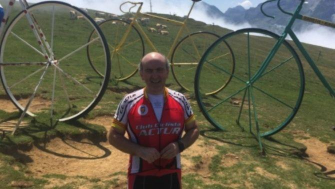 El govern espanyol dona la raó a un ciclista aficionat per entrenar-se a tota la seva província