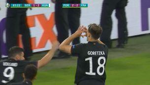 Resum de l'Alemanya-Hongria (2-2)