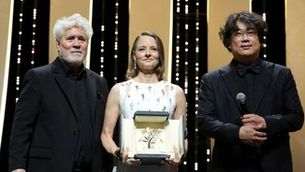 Jodie Foster defensa les plataformes de streaming a Canes