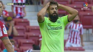 L'Atlètic de Madrid no passa de l'empat contra l'Athletic (0-0)