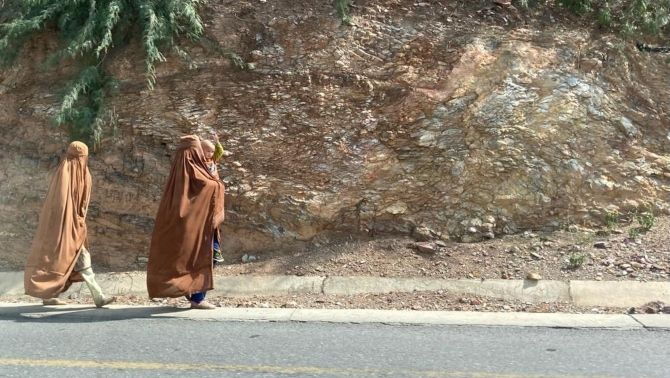Dones afganeses